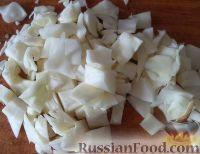 Фото приготовления рецепта: Ленивые голубцы без мяса - шаг №4