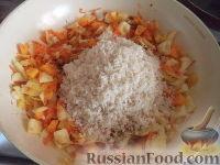 Фото приготовления рецепта: Ленивые голубцы без мяса - шаг №7
