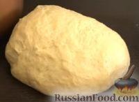Фото приготовления рецепта: Пасхальный кулич с сухофруктами и орехами - шаг №13