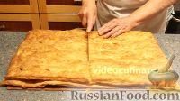 "Фото приготовления рецепта: Торт ""Наполеон"" - шаг №18"