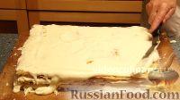"Фото приготовления рецепта: Торт ""Наполеон"" - шаг №20"