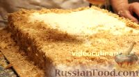 "Фото приготовления рецепта: Торт ""Наполеон"" - шаг №23"