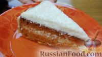 Фото приготовления рецепта: Морковный торт - шаг №7