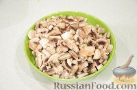 Фото приготовления рецепта: Драники с грибами (постные) - шаг №1