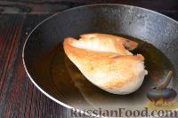 Фото приготовления рецепта: Салат «Цезарь» - шаг №3