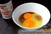 Фото приготовления рецепта: Салат «Цезарь» - шаг №7