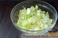 Фото приготовления рецепта: Салат «Цезарь» - шаг №9