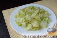 Фото приготовления рецепта: Салат «Цезарь» - шаг №10