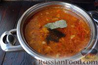 Фото приготовления рецепта: Солянка мясная сборная - шаг №10