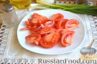 Фото приготовления рецепта: Шаурма с курицей - шаг №6