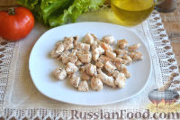 Фото приготовления рецепта: Ролл с ветчиной и сливочным сыром - шаг №2