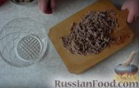 """Фото приготовления рецепта: Салат """"Строгановский"""" (без майонеза) - шаг №2"""