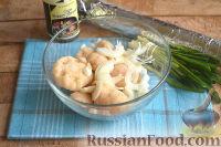 Фото приготовления рецепта: Цветная капуста, запеченная в маринаде - шаг №2
