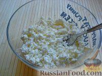 Фото приготовления рецепта: Тосты с брынзой - шаг №5