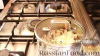 Фото приготовления рецепта: Грибной соус к картофельным блюдам - шаг №3