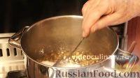 Фото приготовления рецепта: Грибной соус к картофельным блюдам - шаг №4