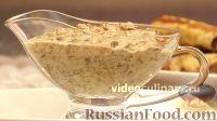 Фото приготовления рецепта: Грибной соус к картофельным блюдам - шаг №6