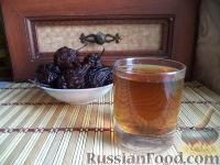 Фото к рецепту: Компот из сушеных груш