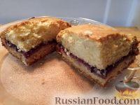 Фото к рецепту: Торт сметанный