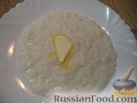 Фото к рецепту: Каша  рисовая