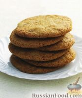 Фото к рецепту: Печенье имбирное