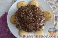 Фото к рецепту: Торт «Черепаха»