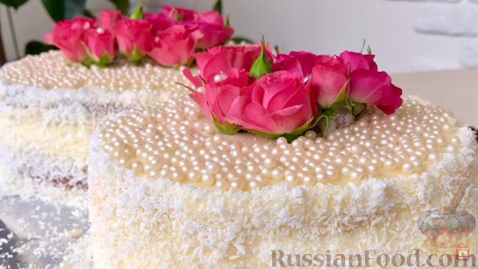 Торты с масляным кремом