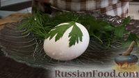 Фото приготовления рецепта: Пасхальные яйца - шаг №2