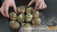 Фото приготовления рецепта: Пасхальные яйца - шаг №4