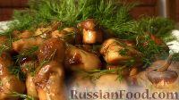 Фото к рецепту: Белые грибы, жаренные с луком