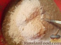 Фото приготовления рецепта: Блины гречишные - шаг №5