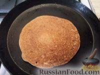 Фото приготовления рецепта: Блины гречишные - шаг №8