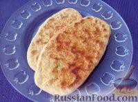 Фото к рецепту: Деревенская лепешка с паприкой