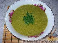 Фото к рецепту: Крем-суп из куриных грудок и щавеля