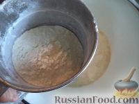 Фото приготовления рецепта: Блины на Масленицу - шаг №3