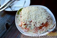 Фото к рецепту: Салат с курицей