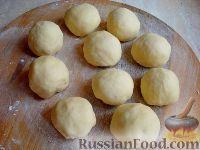 Фото приготовления рецепта: Пахлава в виде рулетиков - шаг №7