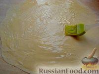 Фото приготовления рецепта: Пахлава в виде рулетиков - шаг №10