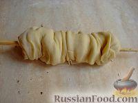 Фото приготовления рецепта: Пахлава в виде рулетиков - шаг №12