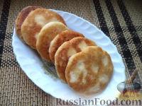 Фото к рецепту: Сырники с корицей и ванилью