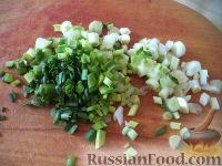 Фото приготовления рецепта: Винегрет с фасолью и сладким перцем - шаг №5