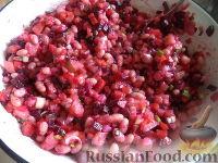 Фото приготовления рецепта: Винегрет с фасолью и сладким перцем - шаг №8