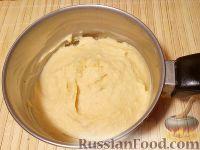 Фото к рецепту: Заварное тесто без дрожжей