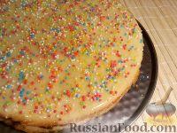 Фото к рецепту: Торт «Медовый»