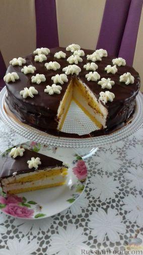 Птичье молоко торт бабушка эмма