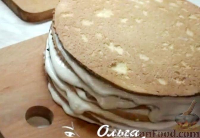 Творожно сметанный пирог рецепт с фото