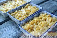 Рецепт макароны с сыром по американски рецепт с пошагово