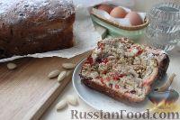 Фото к рецепту: Паасброд (голландский пасхальный хлеб)