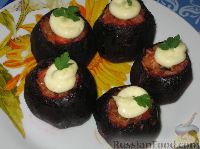 Горячие блюда из мяса рецепты с фото на праздничный