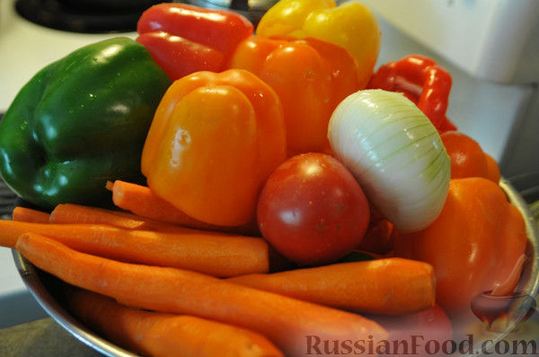 Фото приготовления рецепта: 11 рецептов разных заготовок - шаг №11